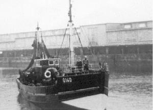 Vissersboot 1940