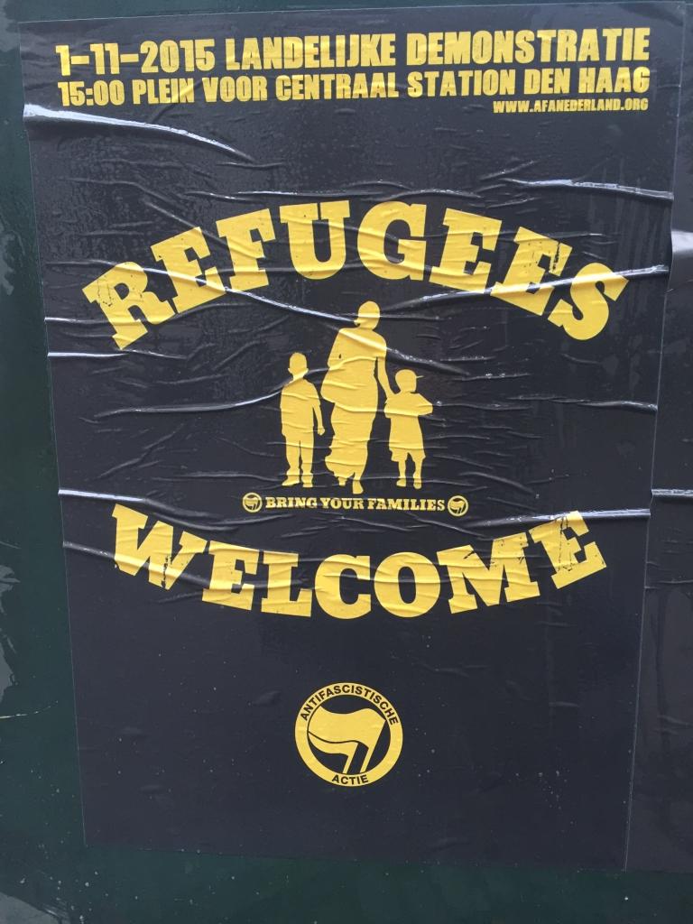 pro vluchtelingen