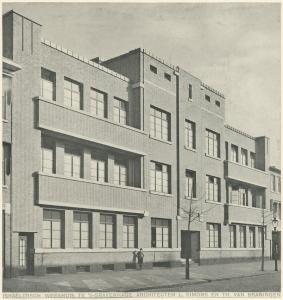Joods weeshuis in Den Haag