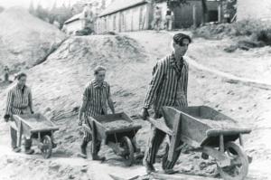 gevangenen in Kamp Amersfoort