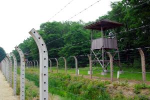 Wachttoren van Kamp Vught