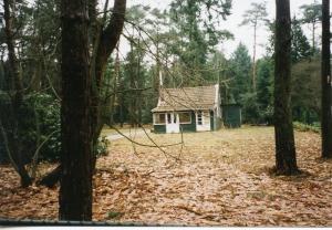 vakantiehuisje De Kwikstaart in Bennekom (2006)