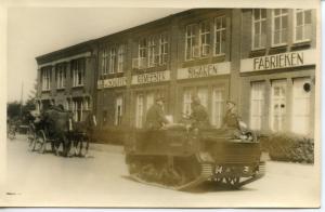 Ritmeester Sigarenfabrieken in de oorlog